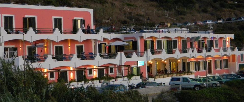 Hotel Ortensia, Hotel a Ponza in località Le Forna, Ponza hotel ...
